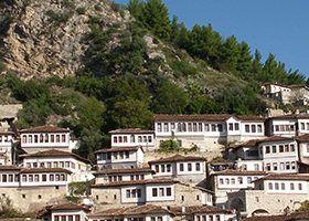 Berat Albanie