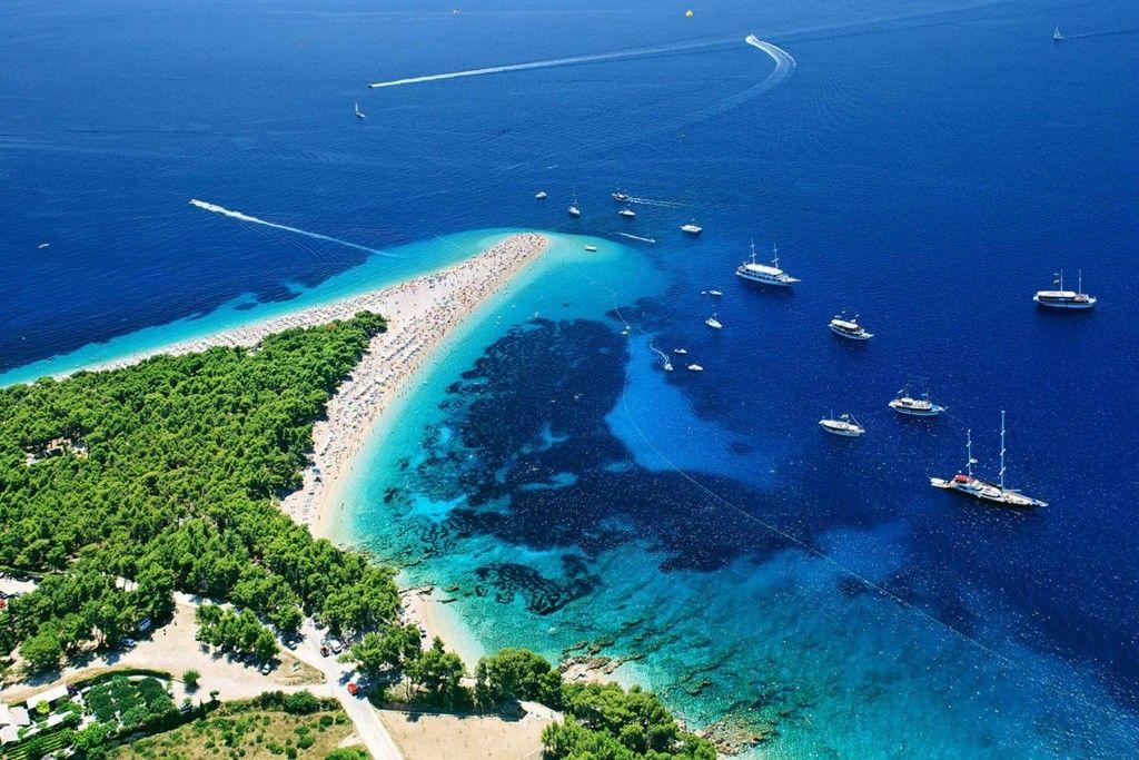 Séjour En Croatie Sur L île De Brac Bol Hôtel Villa Daniela