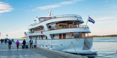 croisière Croatie Split - Split avec le Yacht Futura, prêt embarquement