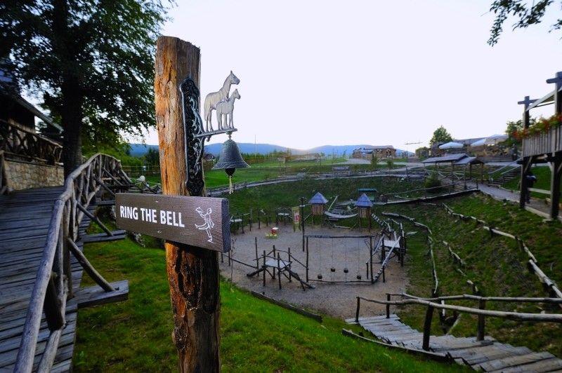 Visite des lacs de Plitvice, les cascades - Hôtel à Plitvice