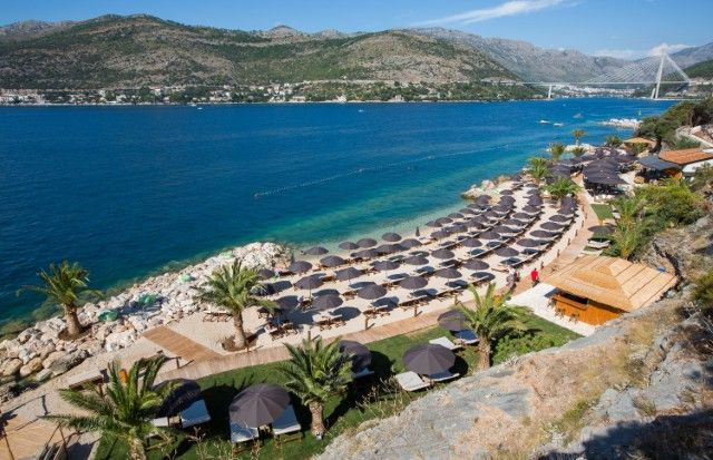 Dubrovnik hôtel Tirena