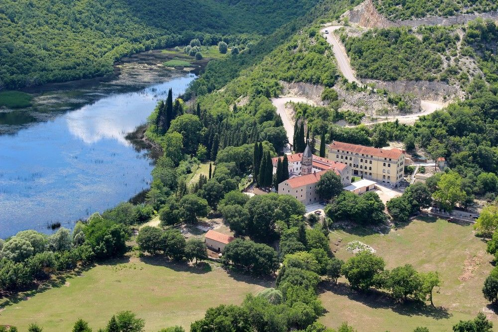 Hôtel par cher parc de Krka