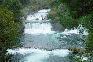 Croatie Krka-parc National