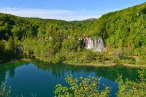 Visite des lacs de Plitvice, les cascades