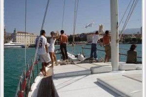 Croisière en Croatie Split - Dubrovnik