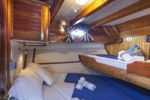 Voyage en Croatie goélette SAN Bemex Tours