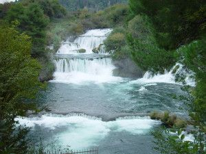 Croatie Krka-parc National