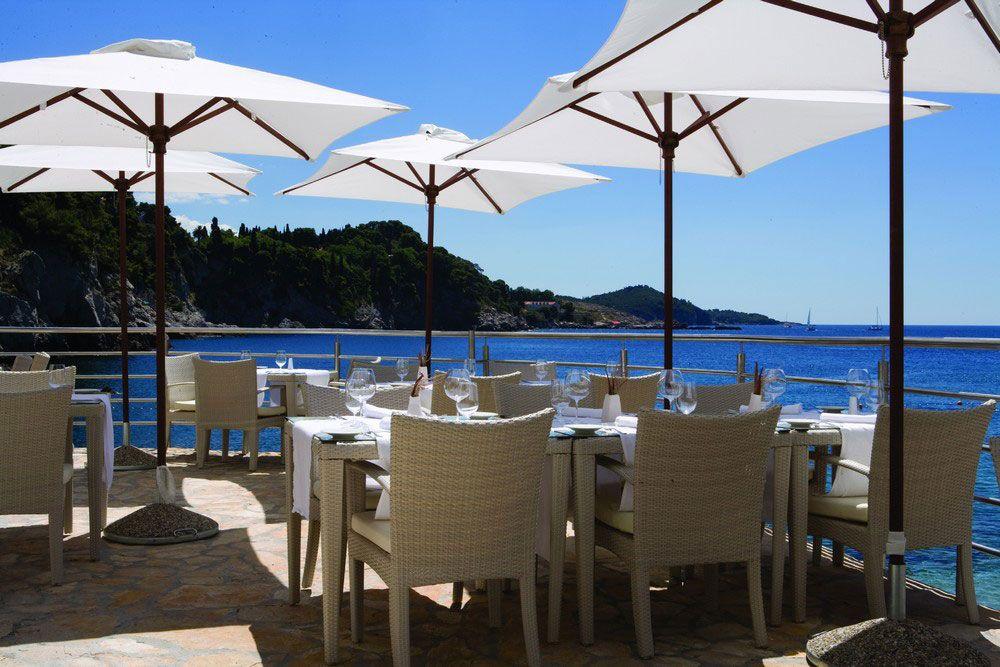 Croatie hôtel de luxe Bellevue 5*