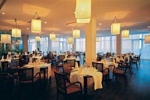 Restaurant hôtel Bellevue Croatie