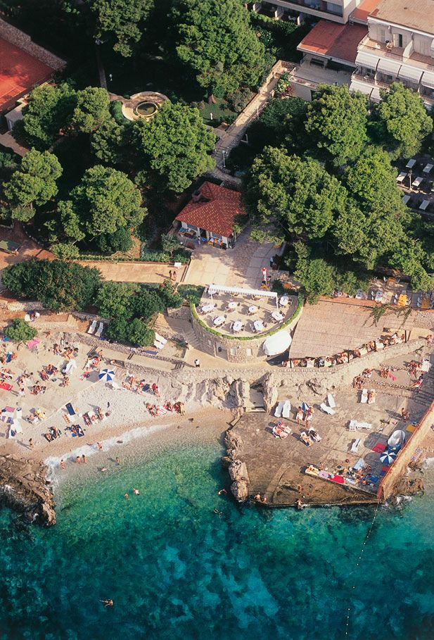 Hotel Dubrovnik Bord De Mer