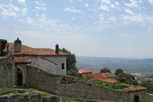 Krujë panorama