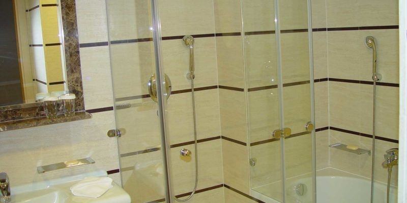 Croatie-Split-Hotel-Meridien-Lav-salle de bain