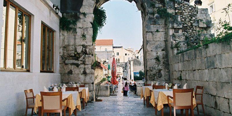 Hôtel 3* en plein coeur de Split