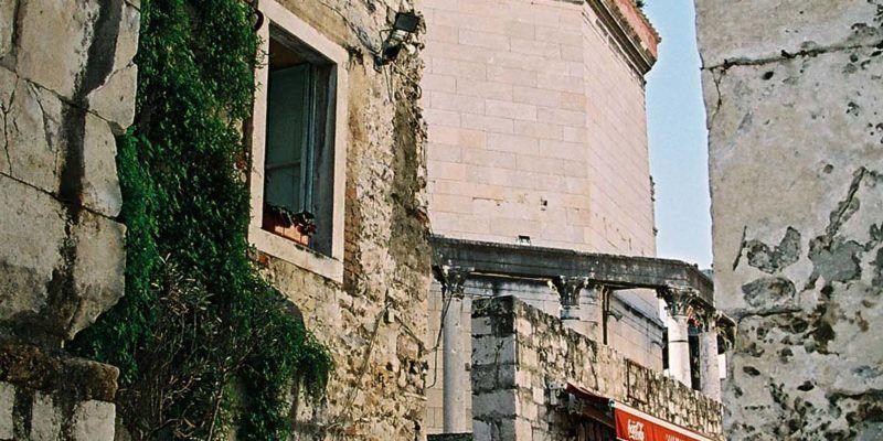 Croatie-Split-Hotel-Peristil