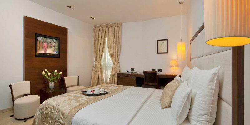 Hotel Marmont Split-chambre double