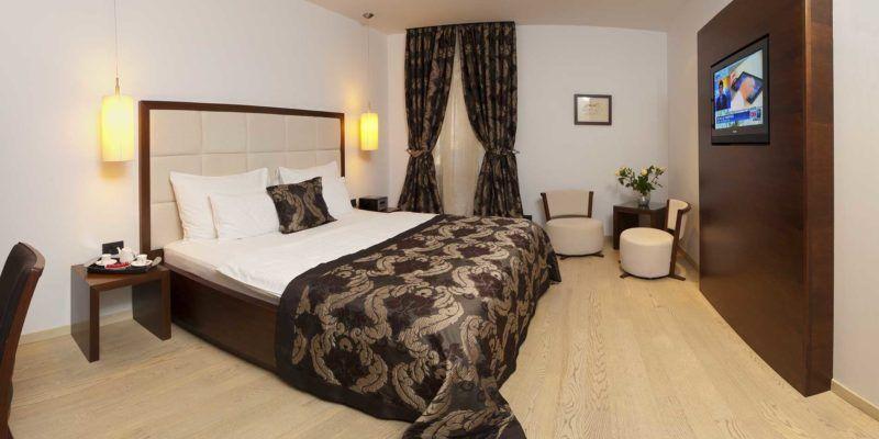 Hotel Marmont Split - chambre double