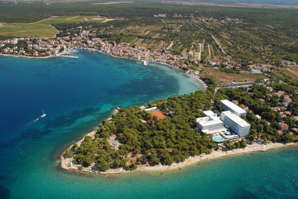 Hôtel région de Zadar : hôtel Pinija