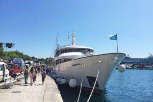 croisiere en Croatie avec Bemextours. Yacht Fantazija