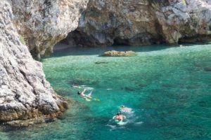 Bain en Croatie