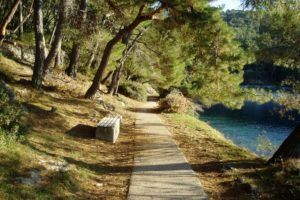 Parc national de Mljet