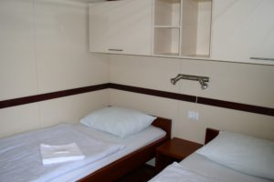 Exemple de cabine - bateau Adriatic Queen