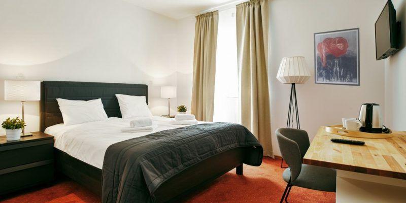 Hôtel 4* à Dubrovnik avec chambre spacieuse vue mer