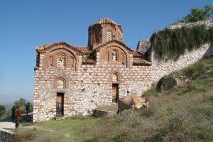 Eglise en Albanie.