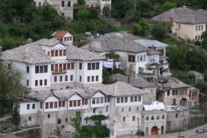 Gjirokastër en Albanie