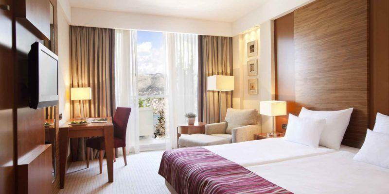 Cavtat-Hotel_Croatia_Chambre supérieure_balcon
