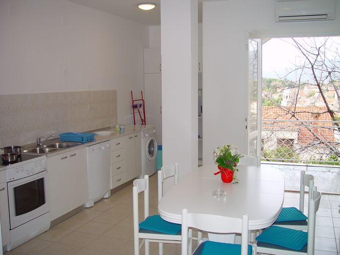 vacances en Croatie à la villa Nona, appartements de 2 à 7 personnes,