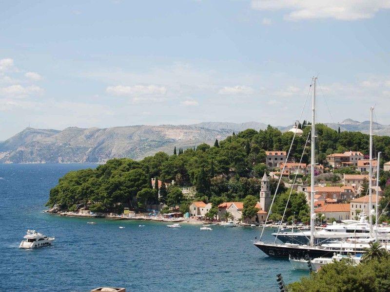 vacances en Croatie à la villa Nona