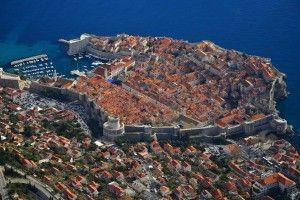 Panorama ville Dubrovnik Croatie Bemex Tours