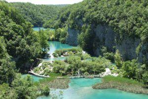 Plitvice Lakes - Parc National des lacs de Plitvice