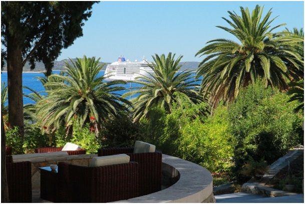 Hvar-hôtel Croatia 3 étoiles