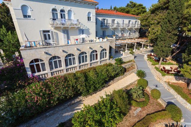 Hvar - hôtel Croatia