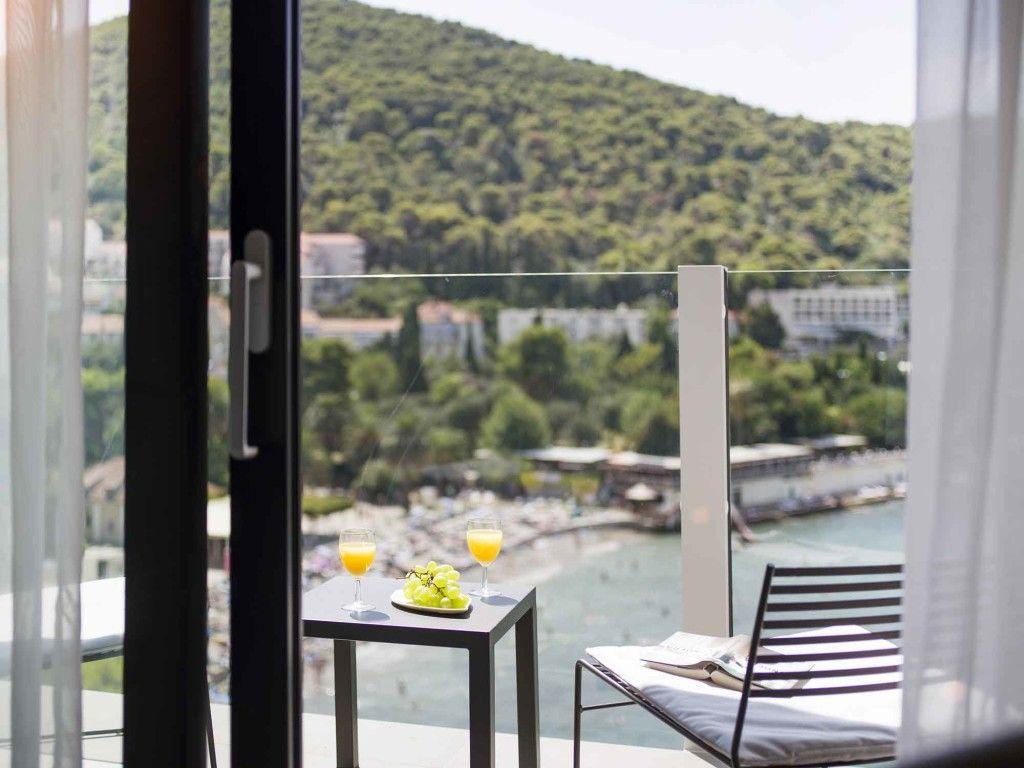 Dubrovnik, hôtel Kompas