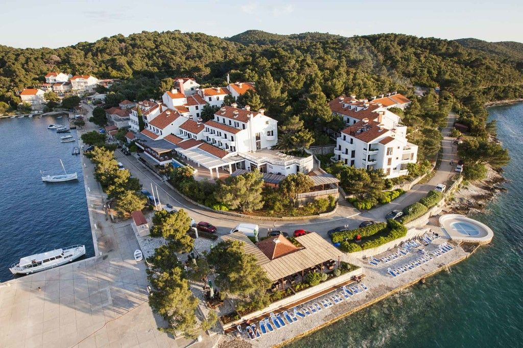 Hôtel Odisej Mljet