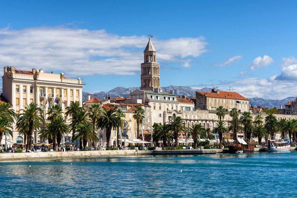 Croatie ville de Split