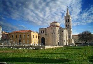 Eglise St Donat, Croatie