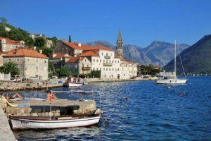Voyage 1 semaine Kotor