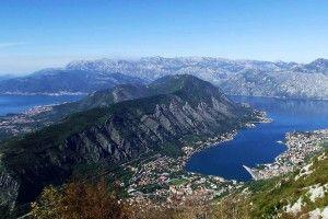 Fjords de Kotor Monténégro
