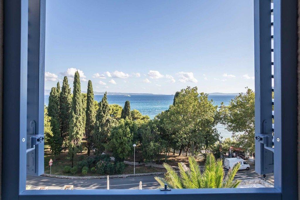 Hôtel Park 5 étoiles à Split