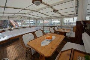 Croisière Croatie petit bateau POLO