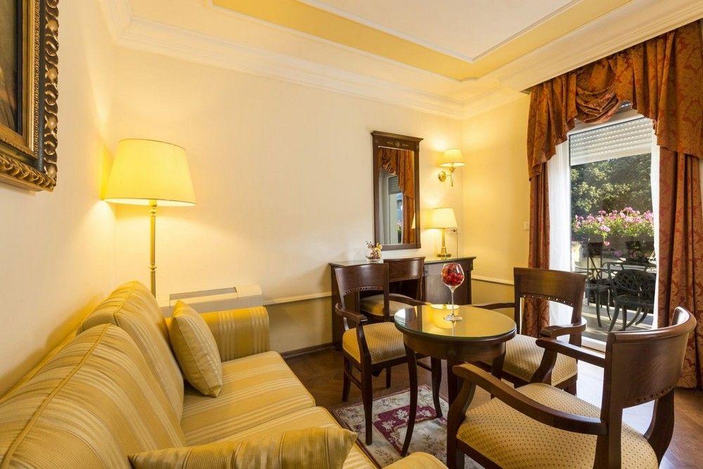 Hôtel centre Opatija pour voyage en Istrie