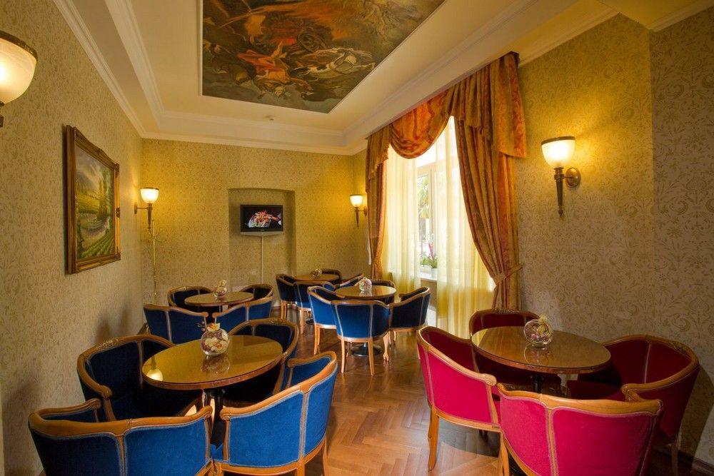Hôtel dans le centre d'Opatija pour vacances en Istrie
