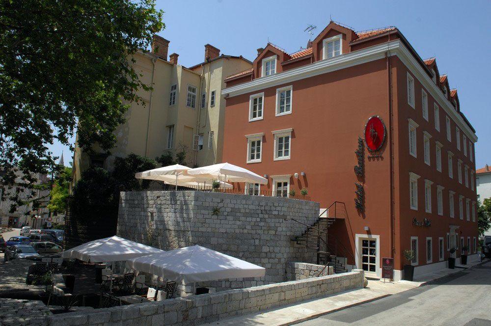 Hôtel Bastion 4* à Zadar