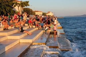 bemextours-croatie-ZADAR_Sunset Sea Organ by Stjepan_Felber