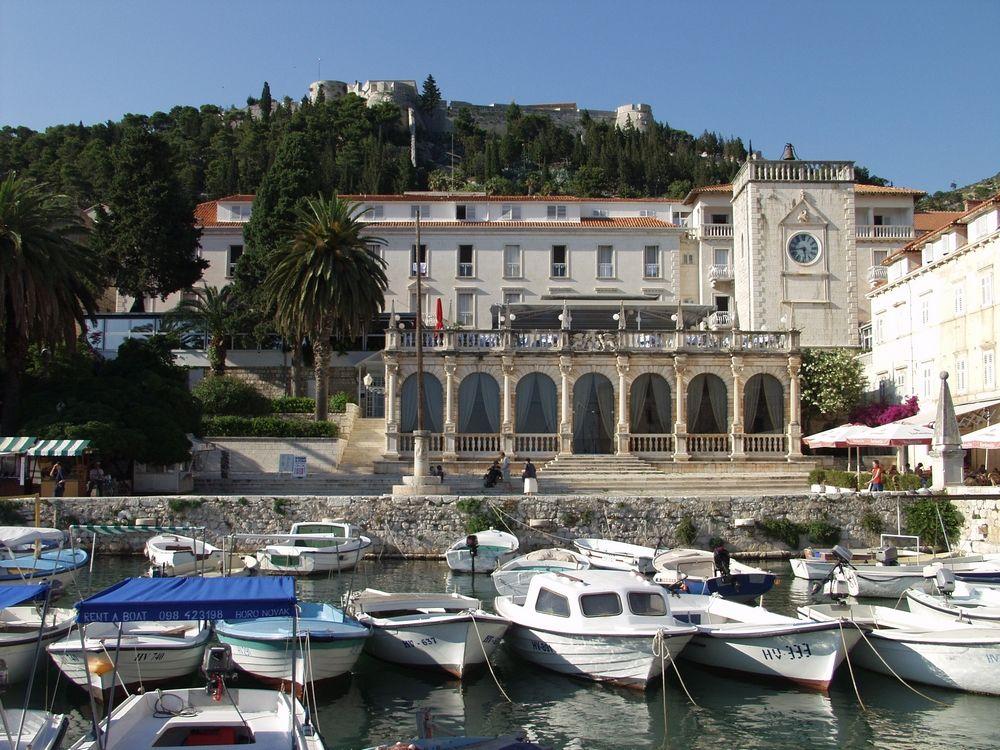 Hôtel Palace Hvar Croatie
