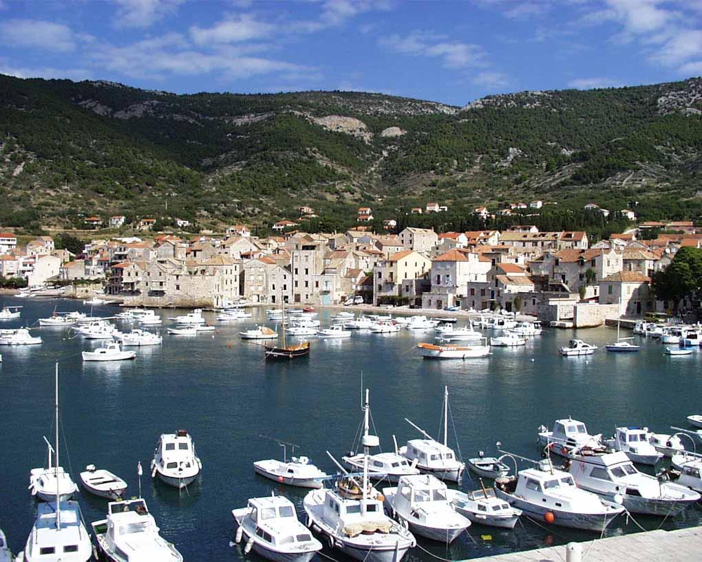 Séjour au calme en Croatie à Vis