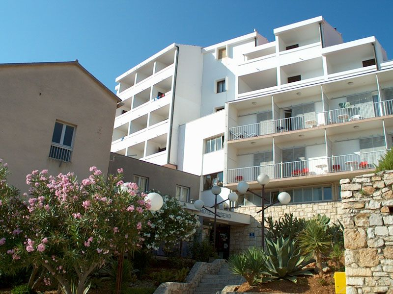 Hôtel Bisevo 2* île de Vis